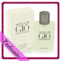 Parfum Giorgio Armani Acqua di Gio masculin 50ml - Parfum barbati Armani, Apa de toaleta