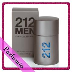Parfum Carolina Herrera 212 masculin, apa de toaleta 100ml - Parfum barbati
