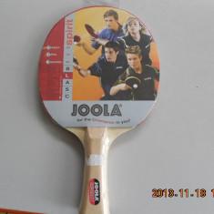 PALETA TENIS MASA JOOLA SPIRIT BLACK - Minge ping pong