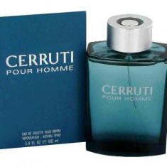Parfum Cerruti Pour Homme masculin, apa de toaleta 100ml - Parfum barbati