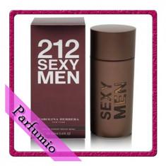 Parfum Carolina Herrera 212 Sexy masculin, apa de toaleta 100ml - Parfum barbati