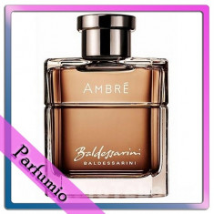 Parfum Hugo Boss Baldessarini Ambre masculin 50ml