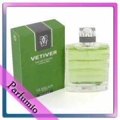 Parfum Guerlain Vetiver masculin, apa de toaleta 125ml - Parfum barbati