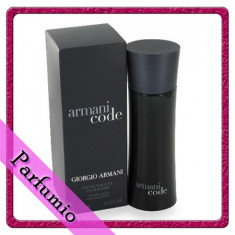 Parfum Giorgio Armani Code masculin, apa de toaleta 75ml. ShoppingList - Vanzator Premium pe Okazii. Doar parfumuri originale! - Parfum barbati