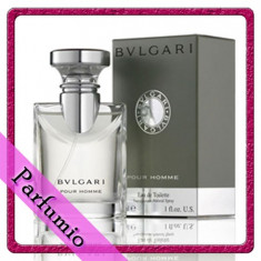 Parfum Bvlgari Pour Homme, apa de toaleta, masculin 50ml - Parfum barbati