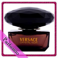 Parfum Versace Crystal Noir feminin, apa de parfum 90ml - Parfum femeie