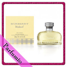 Parfum Burberry Week End feminin, apa de parfum 100ml - Parfum femeie