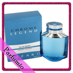 Parfum Azzaro Chrome Legend masculin, apa de toaleta 125ml - Parfum barbati