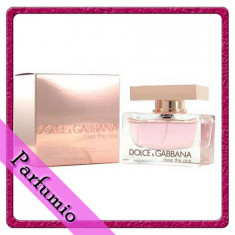 Parfum Dolce & Gabbana D&G Rose The One, apa de parfum, feminin 50ml - Parfum femeie