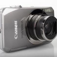 Canon ixus1000 hs silver - Aparat Foto compact Canon, Compact, 10 Mpx, 4x, Peste 3 inch