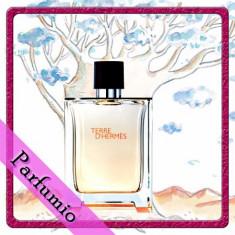 Parfum Hermes Terre masculin, apa de toaleta 50ml - Parfum barbati