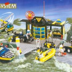 LEGO 6479 Emergency responce center (Centru de comanda)