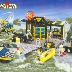 LEGO 6479 Emergency responce center (Centru de comanda) - LEGO City