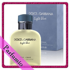Parfum Dolce & Gabbana Light Blue masculin, apa de toaleta 125ml - Parfum barbati