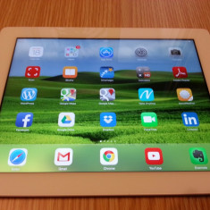 IPad Retina - Tableta iPad 4 Apple, Alb, 16 GB, Wi-Fi