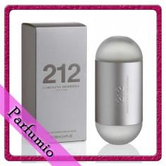 Parfum Carolina Herrera 212 feminin, apa de toaleta 100ml - Parfum femeie