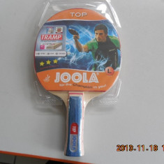 PALETA PALETE TENIS MASA JOOLA TOP L XTREME TRAMP II NOUA SIGILATA - Paleta ping pong
