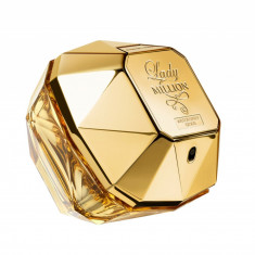Parfum Paco Rabanne Lady Million Absolutely Gold feminin, apa de parfum 80 ml