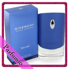 Parfum Givenchy Pour Homme Blue Label masculin 50ml - Parfum barbati