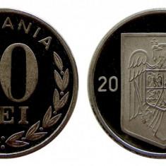 10 LEI 2003 EMISIUNE SPECIALA 1.000 EXEMPLARE BRILIANT UNC PROOF
