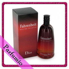 Parfum Christian Dior Fahrenheit masculin, apa de toaleta 100ml - Parfum barbati