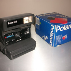 Polaroid 636 closeup - Aparat Foto cu Film Polaroid