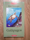 KURT VONNEGUT - GALAPAGOS (Polirom, 2003)
