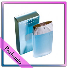 Parfum Azzaro Chrome SPORT masculin 50ml - Parfum barbati Azzaro, Apa de toaleta