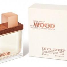 Parfum DSquared2 She Wood Velvet Forrest feminin, apa de parfum 100ml - Parfum femeie