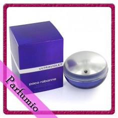 Parfum Paco Rabanne Ultraviolet feminin, apa de parfum 80ml - Parfum femeie