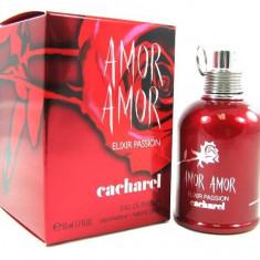 Parfum Cacharel Amor Amor Elixir Passion feminin 50ml - Parfum femeie Cacharel, Apa de parfum