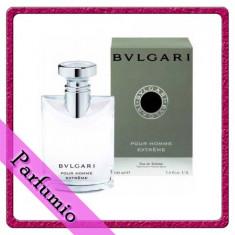 Parfum Bvlgari Pour Homme Extreme masculin, apa de toaleta 100ml - Parfum barbati
