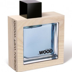 Parfum DSquared2 He Wood Ocean Wet masculin, apa de toaleta 100ml, 100 ml