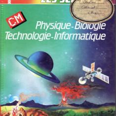 POUR CONNAITRE LES SCIENCES - PHYSIQUE-BIOLOGIE TECHNOLOGIE-INFORMATIQUE de J.-P. BLANC (IN LIMBA FRANCEZA) - Carte in franceza