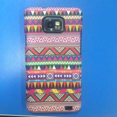 VAND SAMSUNG GALAXY S2 + FOLIE+HUSA - Telefon mobil Samsung Galaxy S2, Negru, 16GB, Neblocat