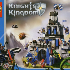 LEGO 8781 Castel of Morcia (Castel cavaleri) - LEGO Castle