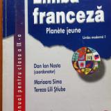 LIMBA FRANCEZA MANUAL PENTRU CLASA A IX-A - Dan Ion Nasta