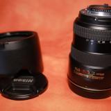 Nikon 80-400 3.5/5.6 VR IMPECABIL - Obiectiv DSLR Nikon, Super-tele, Autofocus, Nikon FX/DX, Stabilizare de imagine