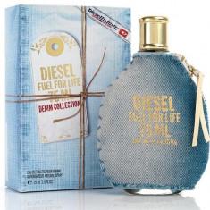 Parfum Original Dama Diesel Fuel For Life Denim Collection 75 ml 260 Ron TESTER - Parfum femeie