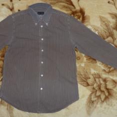 Camasa Armani Jeans; marime L: 56 cm bust, 62 cm lungime; 100% bumbac - Camasa barbati Armani Jeans, Marime: L, Culoare: Din imagine, Maneca lunga
