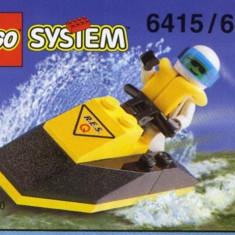LEGO 6415 Res-Q Jet Ski - LEGO City
