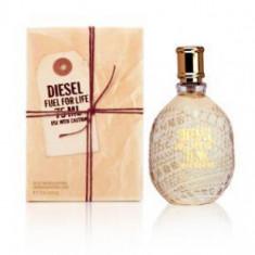 Parfum Original Dama Diesel Fuel For Life 75 ml EDP 240 Ron TESTER - Parfum femeie
