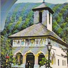 bnk cp Manastirea Lainici - circulata - marca fixa