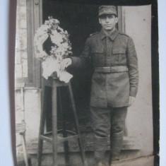 FOTOGRAFIE MILITAR ROMAN DIN 1930 - Fotografie veche
