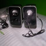 Boxe Logitech LS11 2.0 Stereo Speaker system