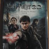 Harry Potter si talismanele Mortii partea 2 - Film Blu-ray 3D si 2D