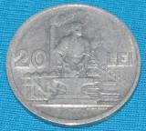 2245 ROMANIA 20 LEI 1951