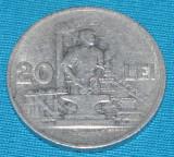 2251 ROMANIA 20 LEI 1951