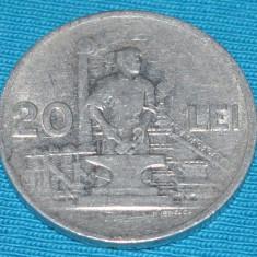 2251 ROMANIA 20 LEI 1951 - Moneda Romania