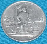 2250 ROMANIA 20 LEI 1951